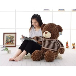 Gấu bông Teddy Cao 1m2 - Quà tặng Ý Nghĩa các mùa lễ