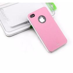 Ốp lưng cho iPhone 4, 4S - JCPAL Elegant Hồng