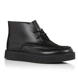 Giày Clarks all black