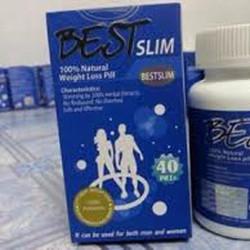 Thuốc Giảm Cân BEST SLIM USA chính hãng hàng xách tay từ Mỹ