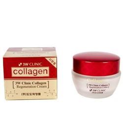 Kem dưỡng phục hồi và tái tạo da Collagen 3W Clinic