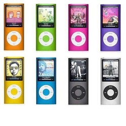 Máy nghe nhạc Apple Ipod Nano Chromatic 8GB Thế hệ 5