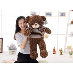 Gấu bông Teddy Cao 1m - quà tặng ý nghĩa