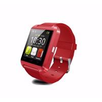 Đồng hồ thông minh U8 màu đỏ mận - Smartwatch U8 Red