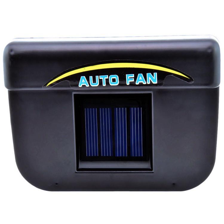 Quạt thông gió ô tô năng lượng mặt trời Auto Fan 3