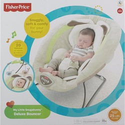 Ghế rung Fisher Price My Little Snugabunny