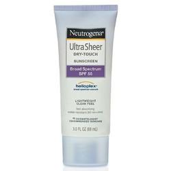 Kem Chống Nắng Neutrogena Ultra Sheer Dry-Touch SPF 55