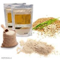 Combo 3 Bịch Cám Gạo Nguyên Chất Milaganics