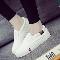Giày nữ kiểu dáng đơn giản phong cách dễ thương Hàn Quốc - SG0278