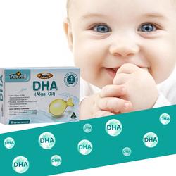 Bổ sung DHA cho bé 30 viên - Super DHA Blossom
