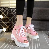 Giày Sandal nữ dễ thương kiểu dáng thời trang Hàn Quốc - SG0281