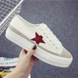 Giày nữ cá tính kiểu dáng thời trang Hàn Quốc - XS0282