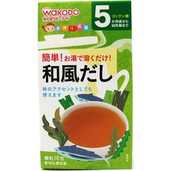 Bột súp Wakodo 5 tháng-Tảo bẹ và cá ngừ