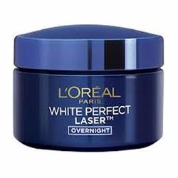 Kem dưỡng trắng giảm thâm nám LOréal White Perfect Laser Night Cream