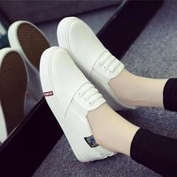 Giày nữ kiểu dáng đơn giản phong cách dễ thương Hàn Quốc - XS0285