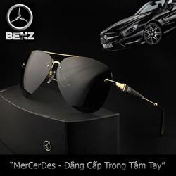 Kính mắt nam thời trang cao cấp Mercedes Benz DSB024