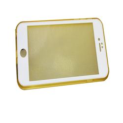 Ốp lưng chống nước cho Iphone 6-6S - Màu Trắng Vàng