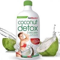 Giảm Cân Thanh Lọc Cơ Thể detox coconut