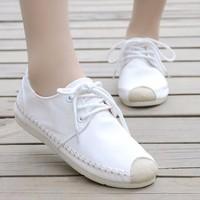 Giày nữ kiểu dáng thời trang phong cách dễ thương Hàn Quốc - SG0277