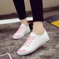 Giày nữ dễ thương kiểu dáng đơn giản thời trang Hàn Quốc - SG0274