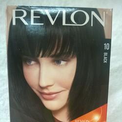 thuốc nhuộm tóc REVLON phủ bạc 100 3D color không ammonia