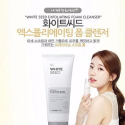 Sữa rửa mặt trắng da The Face Shop White Seed