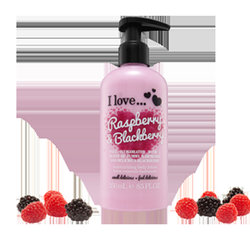 Dưỡng da Body Lotion I Love  Raspberry  Blackberry Moisturizing