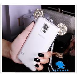 Ốp lưng Samsung Galaxy S4 hình tai chuột Mickey