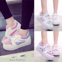 Giày Bata nữ Hàn Quốc - VH 437