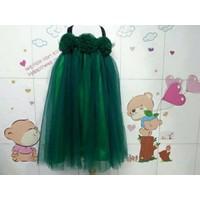 Đầm công chúa rêu xanh