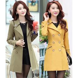 Áo khoác Blazer Vest kiểu dáng Hàn Quốc sang trọng C203