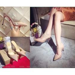 HÀNG CAO CẤP LOẠI I - Giày cao gót nữ sành điệu