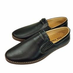 Giày lười da bò thật kiểu dáng thời trang AD2666D