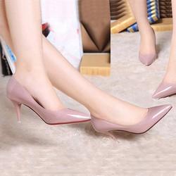 Giày cao gót đẹp phong các Hàn Quốc