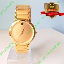 Đồng hồ nam MV  950T12 màu vàng ánh kim sang trọng và tinh tế