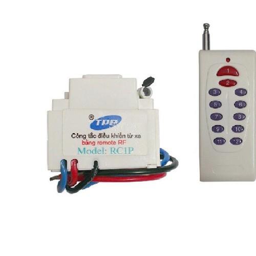 Bộ công tắc điều khiển từ xa rf rc1p + remote tầm xa 1000m 12 nút r3.2 - 16896000 , 3217014 , 15_3217014 , 228000 , Bo-cong-tac-dieu-khien-tu-xa-rf-rc1p-remote-tam-xa-1000m-12-nut-r3.2-15_3217014 , sendo.vn , Bộ công tắc điều khiển từ xa rf rc1p + remote tầm xa 1000m 12 nút r3.2