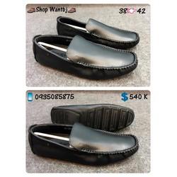 [Hàng Đã Về] Giày Lười Nam Chất Da Bò  03 Size 38-42