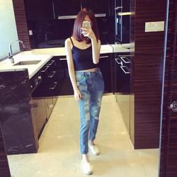Quần Jeans Baggy cực chất