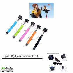 Gậy Selfie Z07-7 Nút Bấm Trên Thân