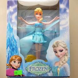 Máy bay trực thăng Elsa cho bé gái