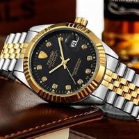 Đồng hồ cơ Tevise chính hãng full box - Mã số: DH1669