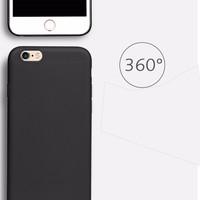 Ốp iPhone 6 dẻo đen
