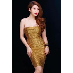 Body Kim Tuyến Cúp Ngực Sang Trọng - DXM197