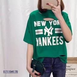 áo thun new york hàng mới về