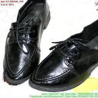 giày oxford da mũi nhọn đơn giản GUBB168