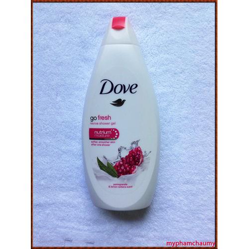 Sữa tắm Dove Đức