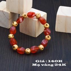 Vòng Tay Chuỗi May Mắn Phong Thủy - 14