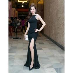 Đầm dạ hội đẹp thiết kế sang trọng, quý phái như Đặng Thu Thảo M686