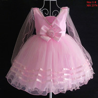 Đầm công chúa cực xinh cho bé