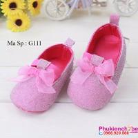 Giày bé gái sơ sinh